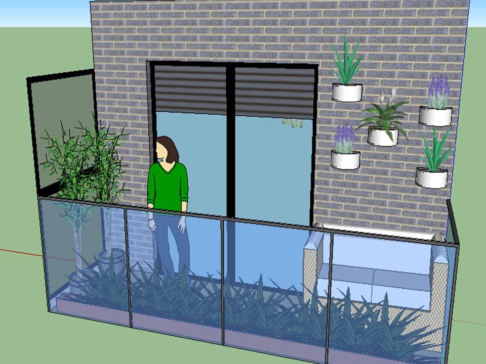 Terrazas y balcones hazi jardineria for Precios de toldos para balcones