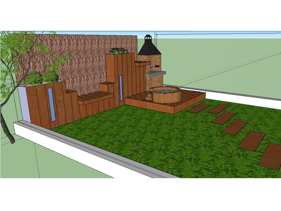 Dise o de jardines 3d hazi jardineria - Diseno jardines 3d ...